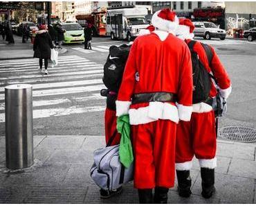 Frohe Weihnachten von den kuriosen Feiertagen