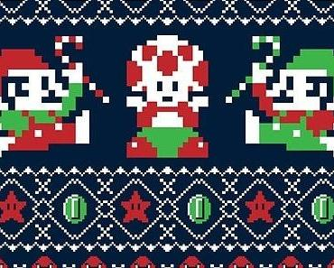 Fröhliche Weihnachten an unsere Nerds!