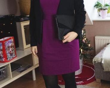 Festliches Weihnachts-Outfit