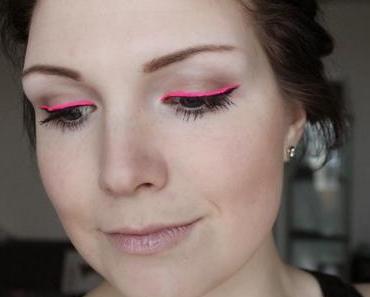 Stargazer Neon Liquid Eyeliner - pink