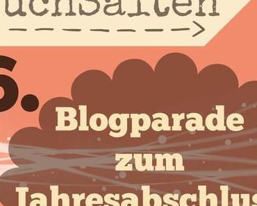 Buchsaiten Blogparade zum Jahresabschluss