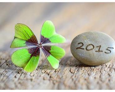 Die guten Vorsätze für das neue Jahr 2015