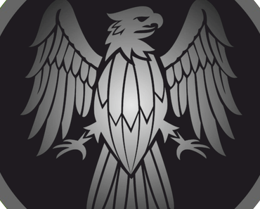 Der schwarze Adler No.4