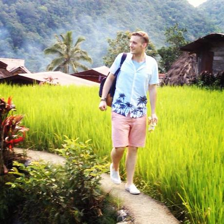 Travel Diary Philippines Banaue rice terraces outfit