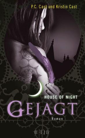 P.C. Cast & Kristin Cast - Gejagt (House of Night #5)