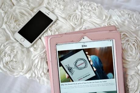 Zite iPhone iPad Morgenroutine