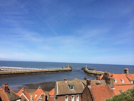 Whitby East Coast UK England