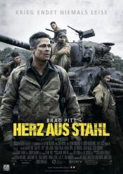 Kinostart: FURY – HERZ AUS STAHL (2015)