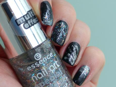 silvester neujahr new years eve nye essence special effect topper glitter on me