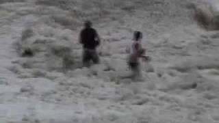 4 - Jogging Fail am Strand