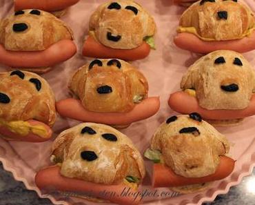 Hotdogs einmal anders, funfood zu Silvester