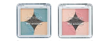 Neue LE Rock-o-co by CATRICE Februar 2015 -  Trio Powder Eyeshadow