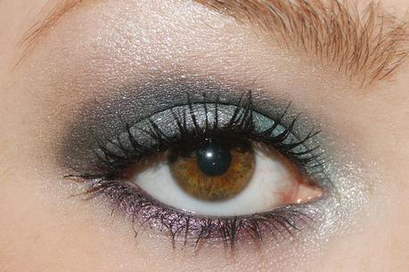 [Beauty Secret] Sparkly Smokey Eyes