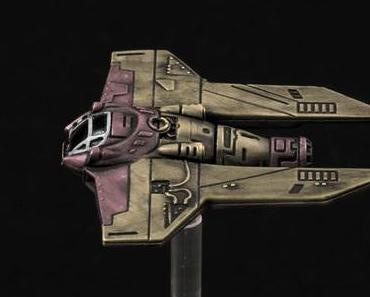 News - X-Wing Miniaturenspiel - Erweiterung M3-A Abfangjäger