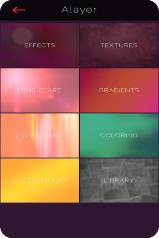 alayer iphone apps