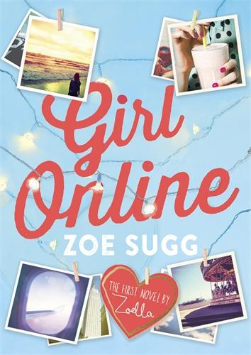 Bookclub Thursday - 'Girl Online' by Zoe Sugg - BdB