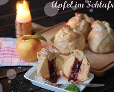 [rezept] Apfel im Schlafrock