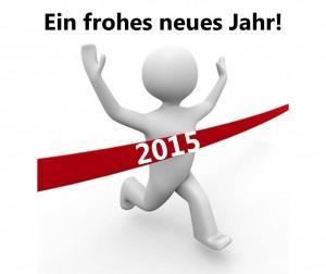 2015 – Ein Frohes neues Jahr! Freude am Erfolg durch Ihre persönlichen Werte