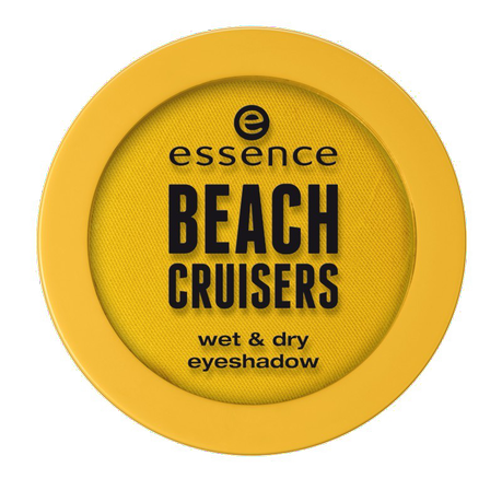 essence BEACH CRUISERS wet&dry Eyeshadow