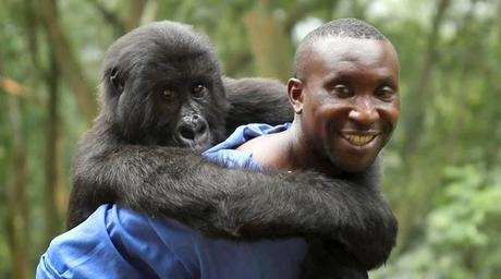 VIRUNGA - 'You have to be the change, you want to see in the world'
