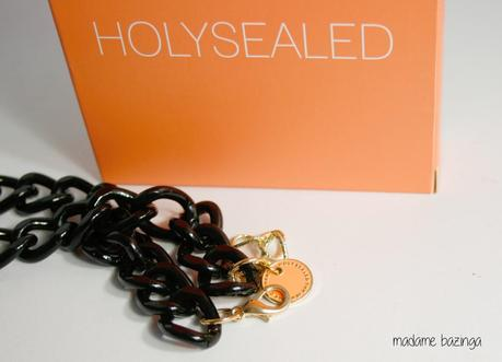 [Review] Holysealed Statement Gliederkette