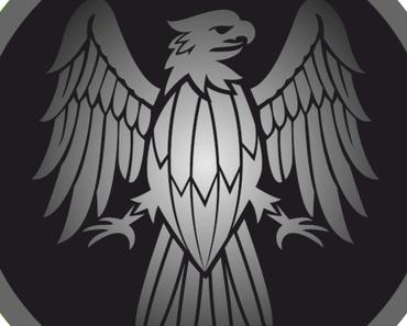 Der schwarze Adler No.9