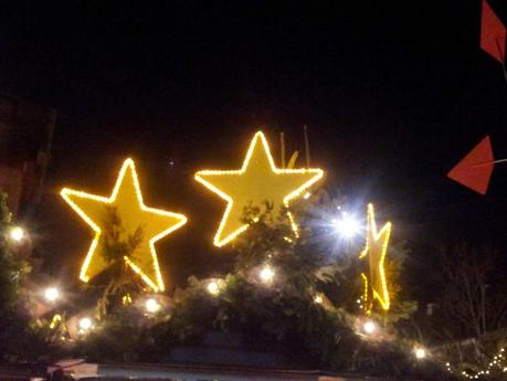 X-mas... outside