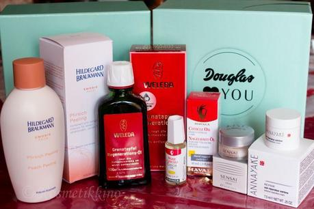 Douglas Box of Beauty Januar 2015, Unboxing, Inhalt, Review