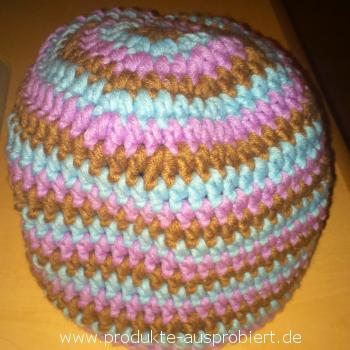 Hobby Myboshi Mütze Häkeln