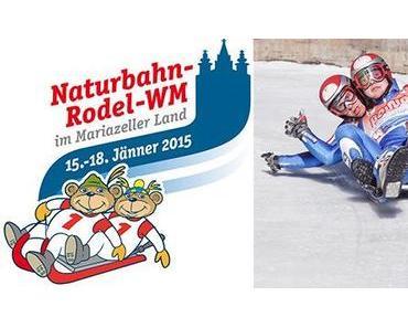 Naturbahn-Rodel WM 2015 – 15. – 18. Jänner im Mariazellerland