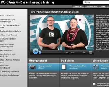 WordPress 4. Das umfassende Training