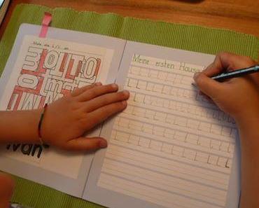 Mit Kindern lernen: Selbständig Hausaufgaben lösen