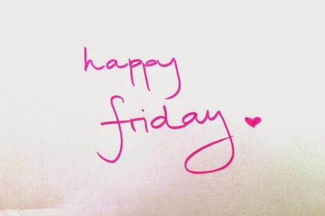 happy friday n°1/2015