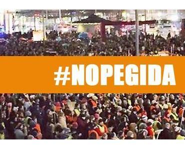 #NoPegida feat. Yellow Umbrella, Ronny Trettmann und Tiny Dawson! (free MP3)