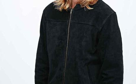 Urban Renewal Wildleder Jacke