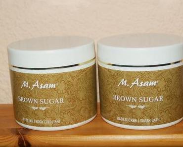 M. ASAM Brown Sugar