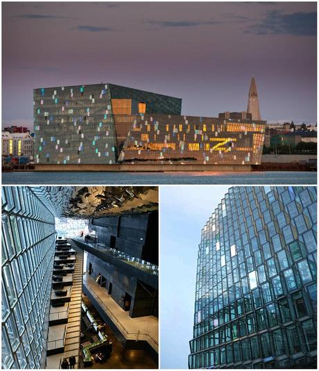 Harpa-collage