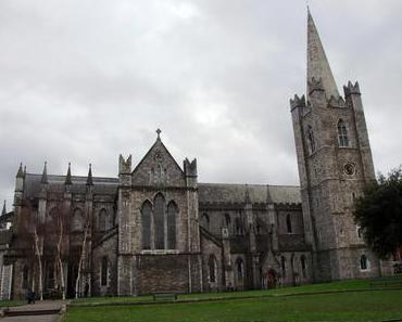 Dublin Silvester 2014/2015