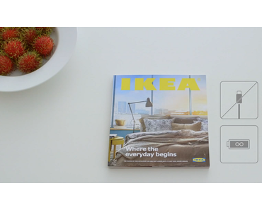 Video: Köstliche Werbung: IKEA präsentiert neueste Technologie im Stil von Apple-Produkten