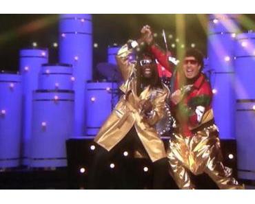 Jimmy Fallon & Don Cheadle als 80s R&B Duo