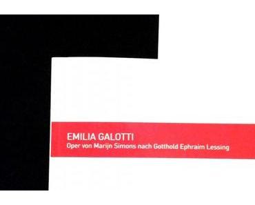 Emilia Galotti in Koblenz – Ab jetzt auch als Oper