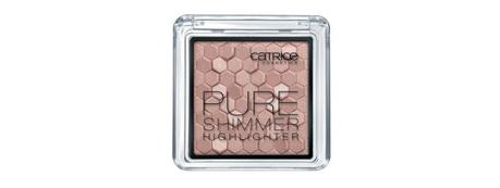 "Neue LE ""Nude Purism"" by CATRICE Februar 2015 - Pure Shimmer Highlighter"