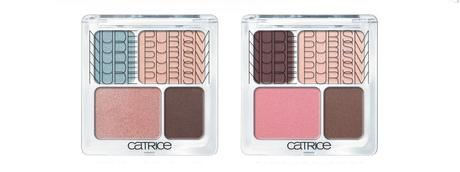 "Neue LE ""Nude Purism"" by CATRICE Februar 2015 - Nude Eye Colour Quattro"