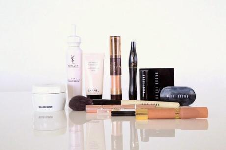 my 13 beauty essentials...