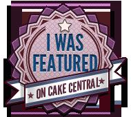 High heel mit Torte zum 18. Geburtstag