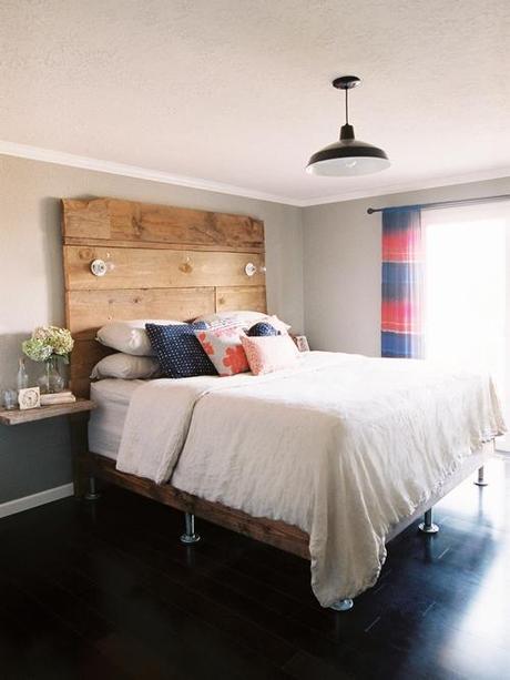 sch ne diy betten. Black Bedroom Furniture Sets. Home Design Ideas