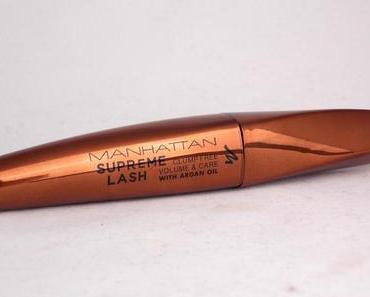 [Review] Manhattan Supreme Lash Clump Free Volume & Care Mascara
