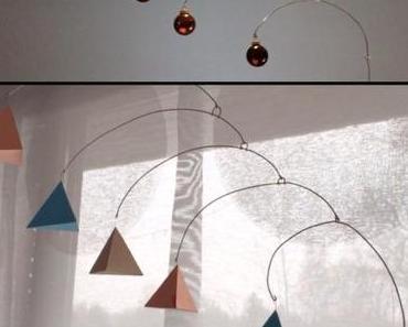Von Tetrahedrons und Matroschkas  – oder – Mobile Pyramiden und Puppen im Kupferglanz