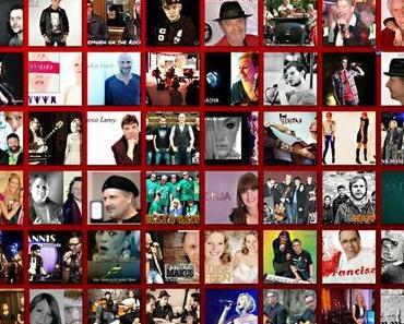 Deutschmusik-Song-Contest-Vorentscheid 2015: Die Teilnehmer stehen fest