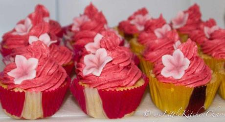 Himbeer Cupcakes